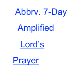 Abbrv. 7-Day
